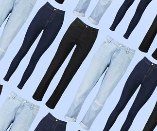 Find the perfect fitting jeans without breaking the bank