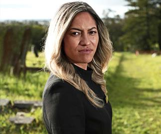 The Casketeers' Kaiora Tipene reveals how she gets five boys out the door in the morning