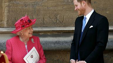 Prince Harry enjoyed a casual Sunday lunch with the Queen ahead of his royal exit