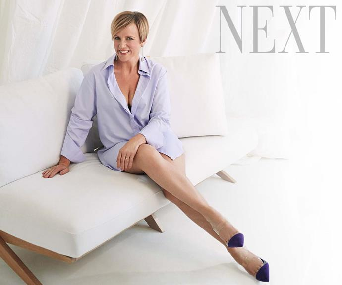 Hilary Barry opens up about body confidence, boobs and the Rogers and Barbs of the world