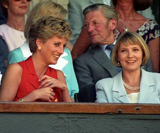 princess diana and julia samuel