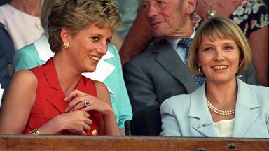 Princess Diana's close friend says Megxit simply shows the 'complexity of families'