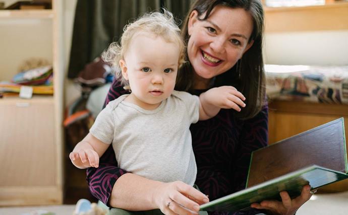 Minister for Women Julie Anne Genter says adjusting to motherhood has been a roller coaster