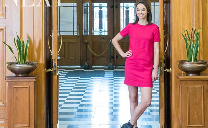 Three's Tova O'Brien on her dream career and what they really talk about in the press gallery