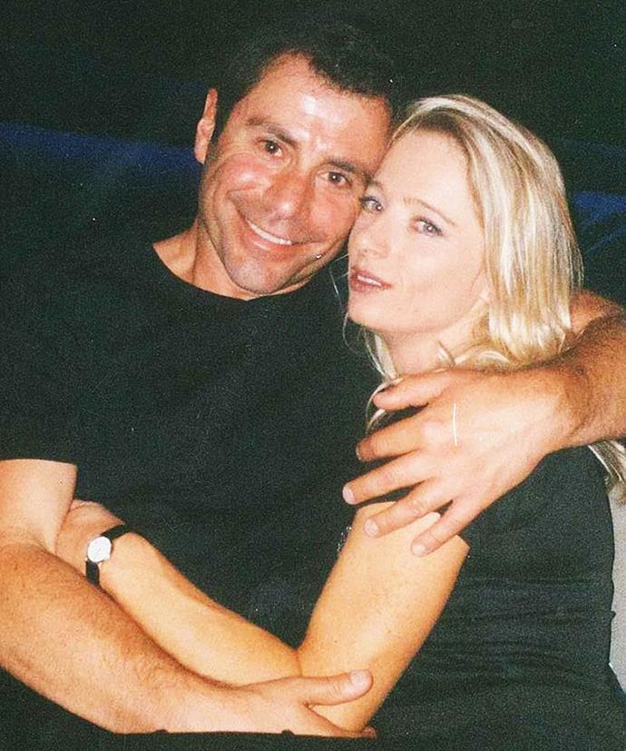 Robyn Lindholm and Wayne Amey