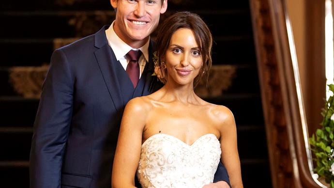 Lizzie Sobinoff Seb Guilhaus married at first sight