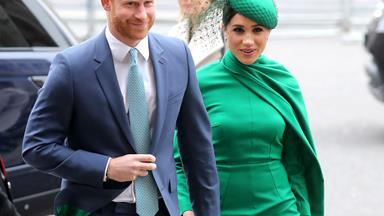 Duchess Meghan opts for a Kiwi designer as she and Prince Harry farewell life as senior royals