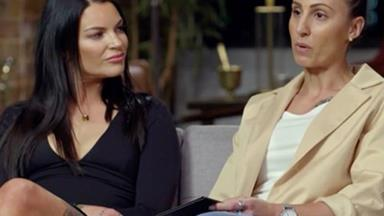 MAFS Australia's Tash Herz responds to her TV wife Amanda's accusations she had a girlfriend during filming