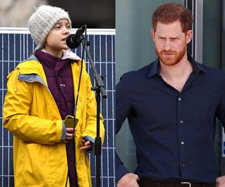 Prince Harry has allegedly fallen victim to hoax phone calls from Russian pranksters posing as Greta Thunberg
