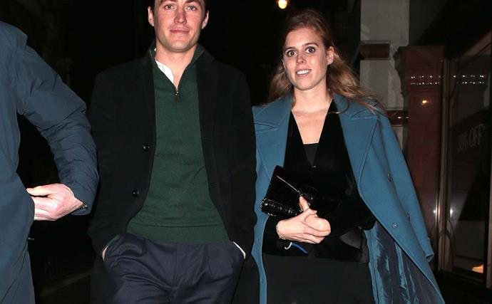 Princess Beatrice's wedding hits another stumbling block as a result of coronavirus