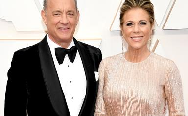 Tom Hanks and Rita Wilson have tested positive for coronavirus in Australia