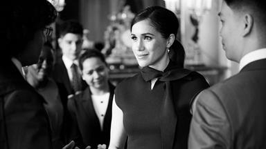 Inside Duchess Meghan's emotional final solo engagement as a senior royal