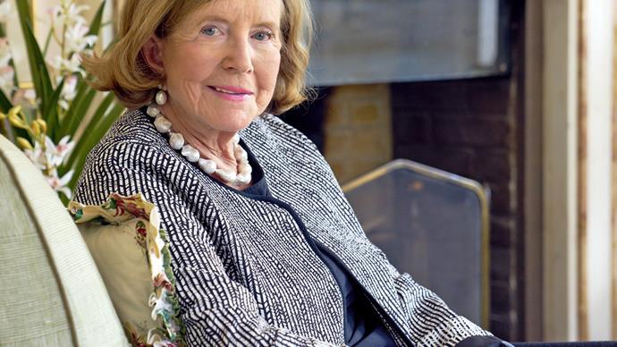 Lady Anne Glenconner