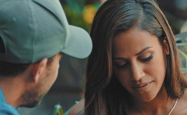 Mike Bullot questions Bachelorette Lesina's motives: 'Are you ready for a relationship?'