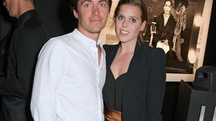 Princess Beatrice's wedding has been put on hold due to Covid-19