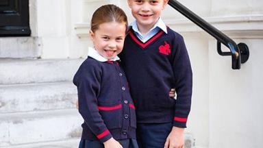 Prince George and Princess Charlotte will now be homeschooled in response to Covid-19