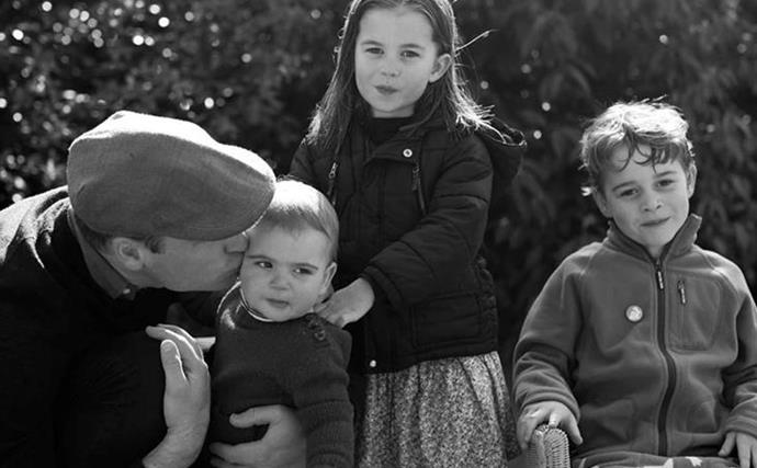 Duchess Catherine and Prince William share three adorable unseen photos for UK Mother's Day