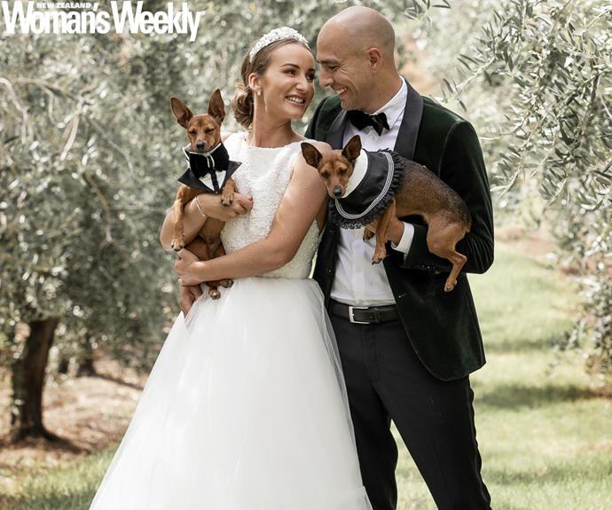 Bella Henry wedding