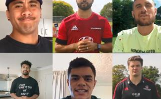 From gardening to baking to Tik Tok, here's how Super Rugby stars are spending self-isolation