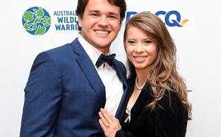 Bindi Irwin marries Chandler Powell in intimate ceremony as Covid-19 lockdown rules tighten