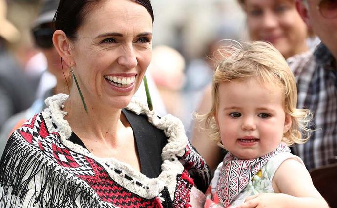 Jacinda Ardern adds toilet training to the mix at home amidst Covid-19 lockdown