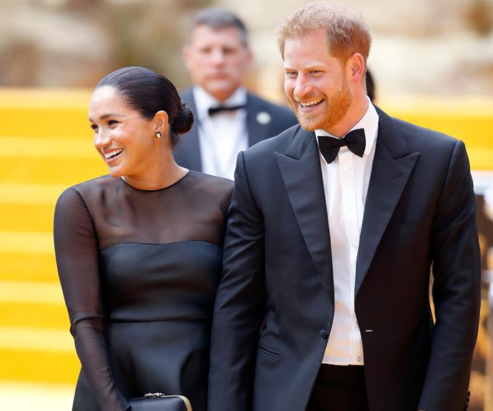 "The couple signed off their final Instagram post as simply, ""Harry and Meghan""."