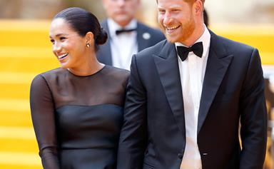 Duchess Meghan and Prince Harry share their final Instagram post as working royals