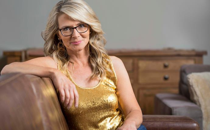 Suzy Cato opens up about a scary health crisis