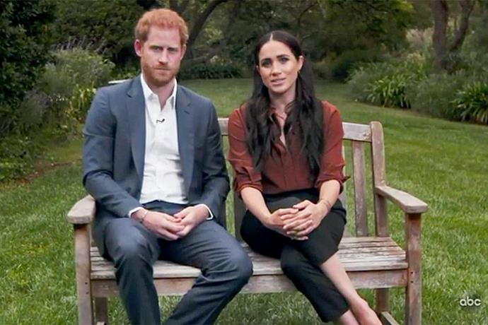 Meghan has stressed the importance of checking in on loved ones, asking if they are OK. (Image: ABC)