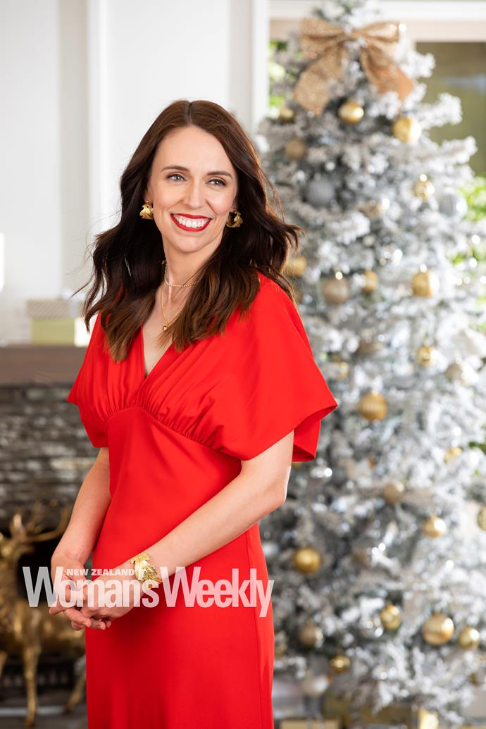 Like a lot of brides-to-be, Jacinda is being flexible with her wedding plans.
