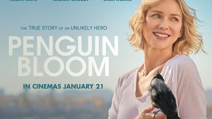 Win a double pass to our exclusive screening of Penguin Bloom