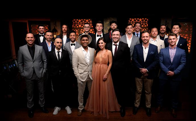 Meet the 2021 Bachelors!