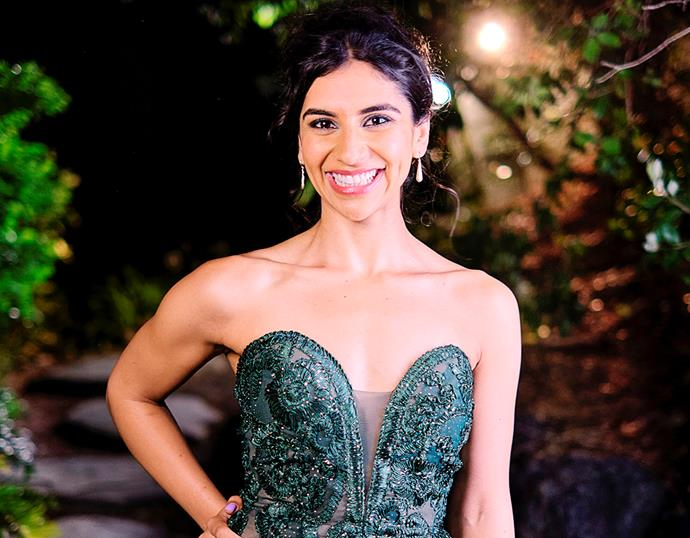 """**Shivani Pragji, 26, Auckland**  """"I'm currently crushing on Bachelorette contestant Paul Patterson,"""" the solicitor shares. """"I love a man who can cook!"""""""