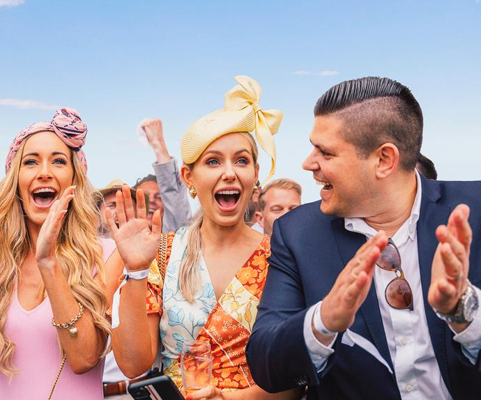 Get your glad rags on for Auckland Cup Week®