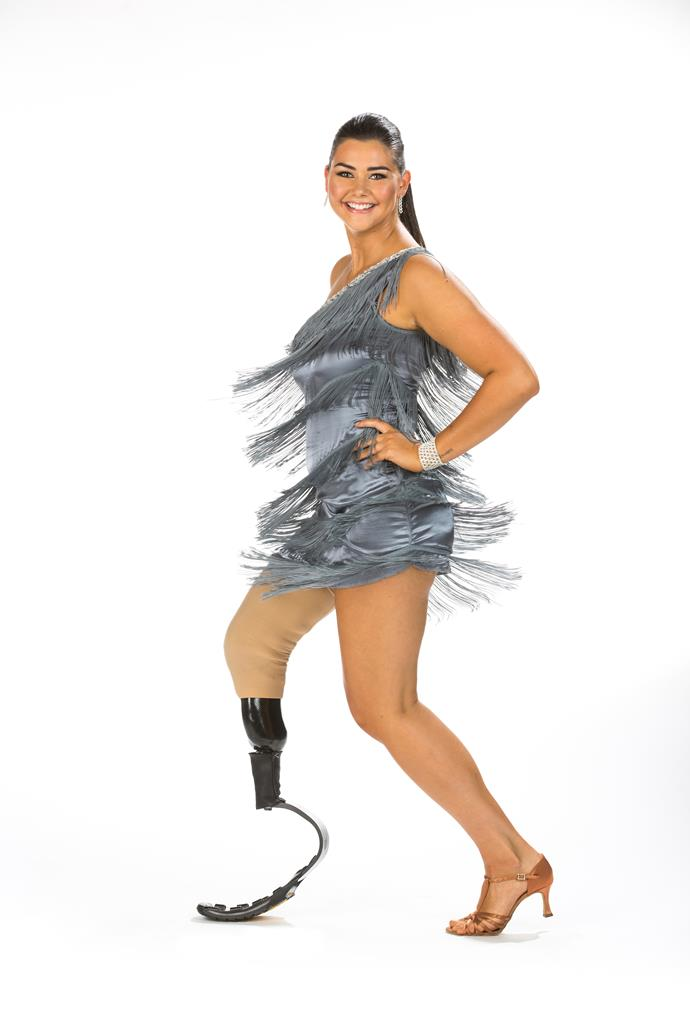 Jess came third place in the 2018 seasons of Dancing With The Stars