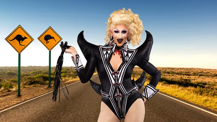 """***[Anita Wigl'it, New Zealand](https://www.instagram.com/anitawiglit/ target=""""_blank"""")***  Anita is the owner and resident queen of Auckland's famous Caluzzi Cabaret and the host of the TVNZ show *[House of Drag](https://www.nowtolove.co.nz/celebrity/tv/meet-kita-and-anita-hosts-of-tvnzs-house-of-drag-39948 target=""""_blank"""")* as well as the monthly comedy show Drag Wars. Over the last decade she has wiggled her way into the hearts of many, winning both Vancouver's next top Drag Superstar and Drag Entertainer of the year in 2013, before returning to Auckland. Her favourite performances to date include Mardi Gras (Sydney 2016 and 2019) as well as Adele's world tour after party in 2017."""