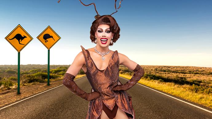 """***[Etcetera Etcetera, Australia](https://www.instagram.com/etcetera__etcetera/ target=""""_blank"""")***  Etcetera is a striking non-binary drag artist, who at only twenty-two years of age has already made a splash within the Australian drag community for her aesthetic and activism."""