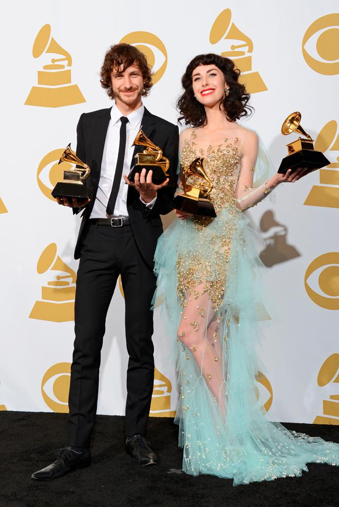 "Since winning Grammys with Gotye, Kimbra's proved she's more than ""just the pretty singer""."