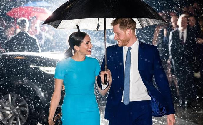 Prince Harry reveals the VERY surprising location for one of his first dates with Meghan Markle