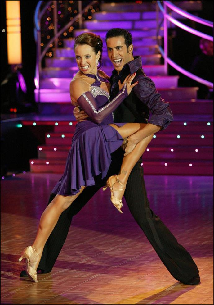 Winning *Dancing With the Stars* with Stefano Oliveri