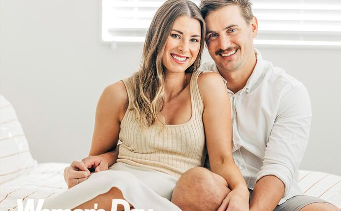 The Block NZ Sam: engaged and expecting!