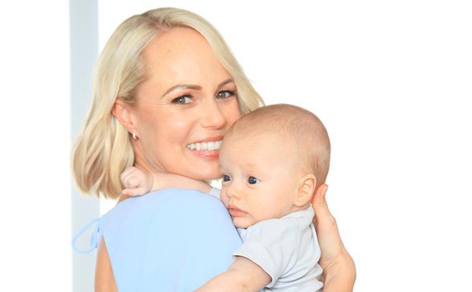 Carolyn Keep's miracle baby