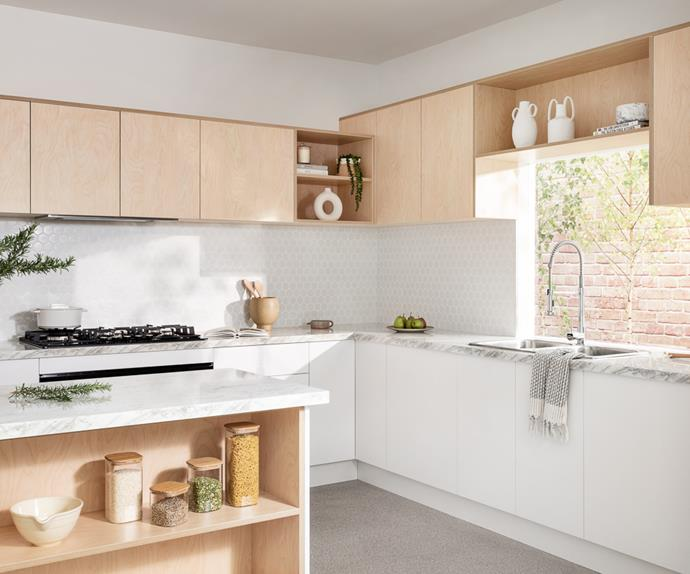 If you love Scandi-style interiors then this latest kitchen trend is for you