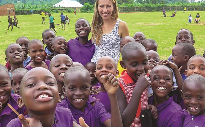 Kiwi Mum's adventure: From America's Cup to Africa's Hero!