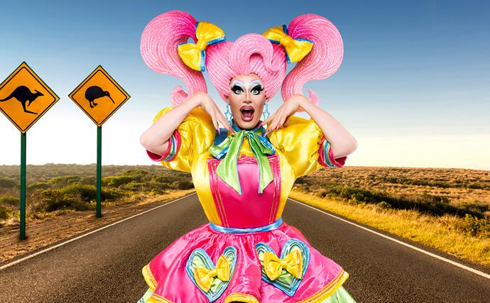 Drag Race Down Under winner Kita Mean tells: 'Drag saved my life!'