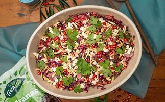 Wholesome salad recipe