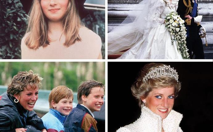 Remembering Princess Diana on her 60th birthday