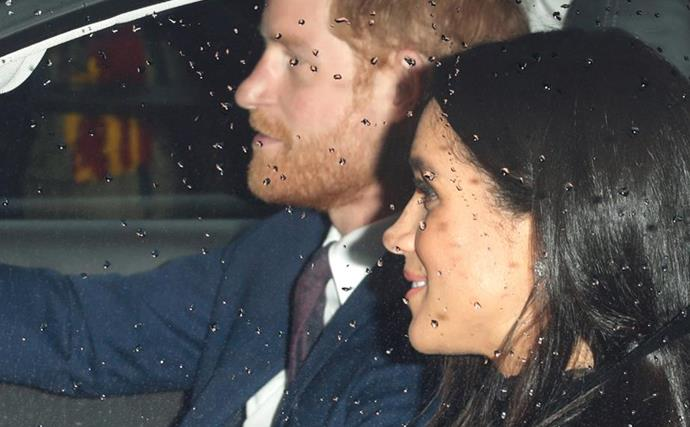 Prince Harry races back to the US to be with Meghan after her uncle passes away