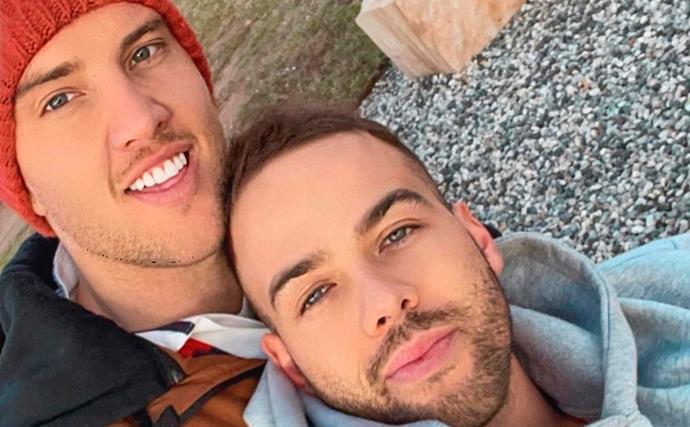 MAFS Liam and Samual go public with their romance