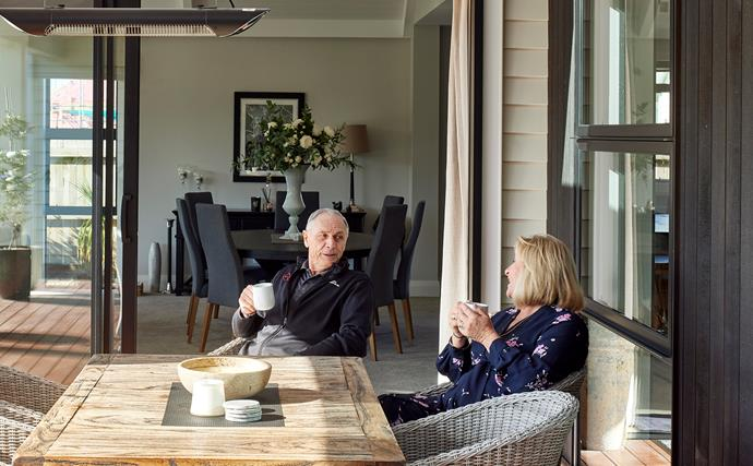 This couple have finally landed their dream home after years of building